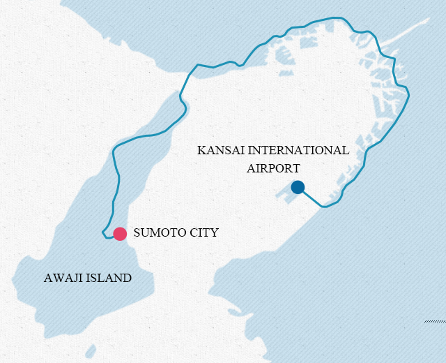Access to Awaji Island [Official] Awaji Island Tourism Guide