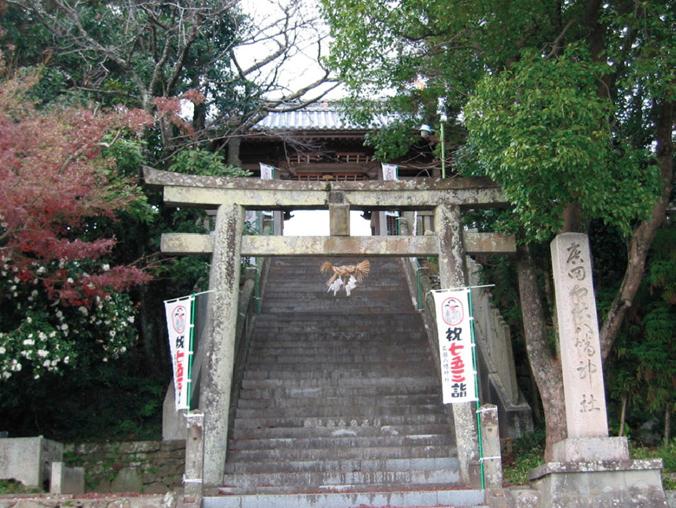 広田八幡神社/4月:春祭り