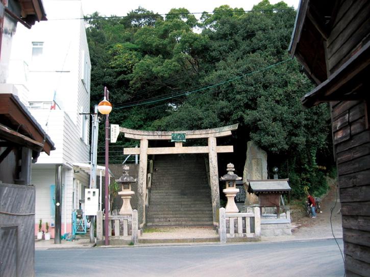 福良八幡神社/4月:春祭り