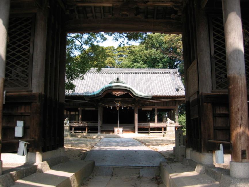 都志八幡神社/春祭り(渡御祭)