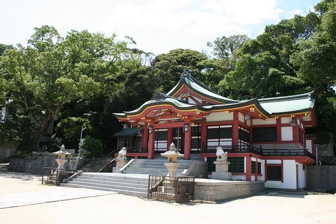 由良湊神社/2月:ねり子祭り・7月:夏越し祭り・3月10月:岬まつり