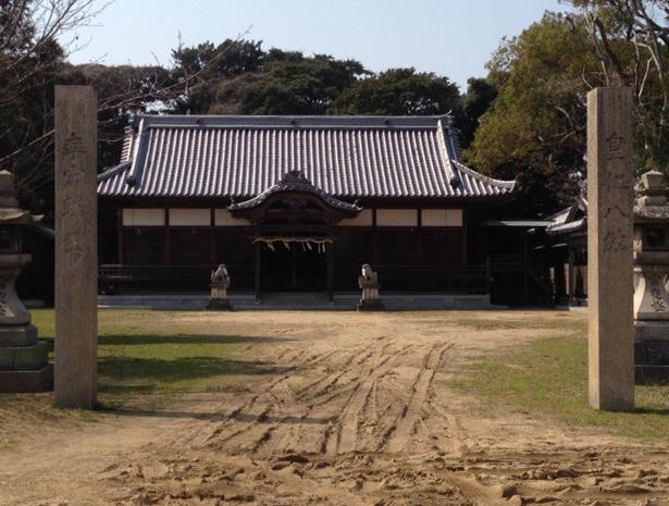 伊勢久留麻神社/5月:春祭り