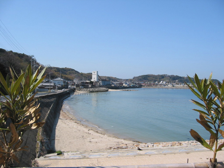 多賀の浜海水浴場