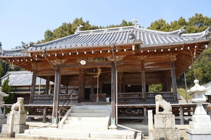草香八幡神社/10月:秋祭り