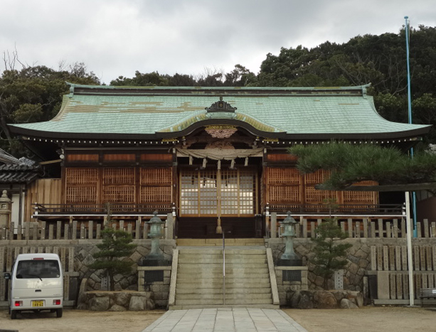 富島八幡神社/10月:秋祭り