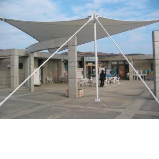 魚彩館/海の展望広場