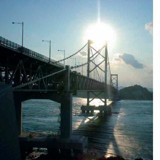 渦潮・鳴門海峡大鳴門橋