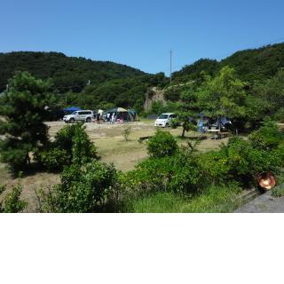 伊毘 うずしお村 キャンプ場 海水浴場