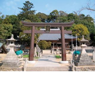 河上神社/4月:春祭り