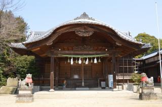 志筑八幡神社/4月:春季例祭・7月:夏祭
