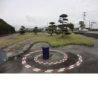 緑の道しるべ 賀集公園