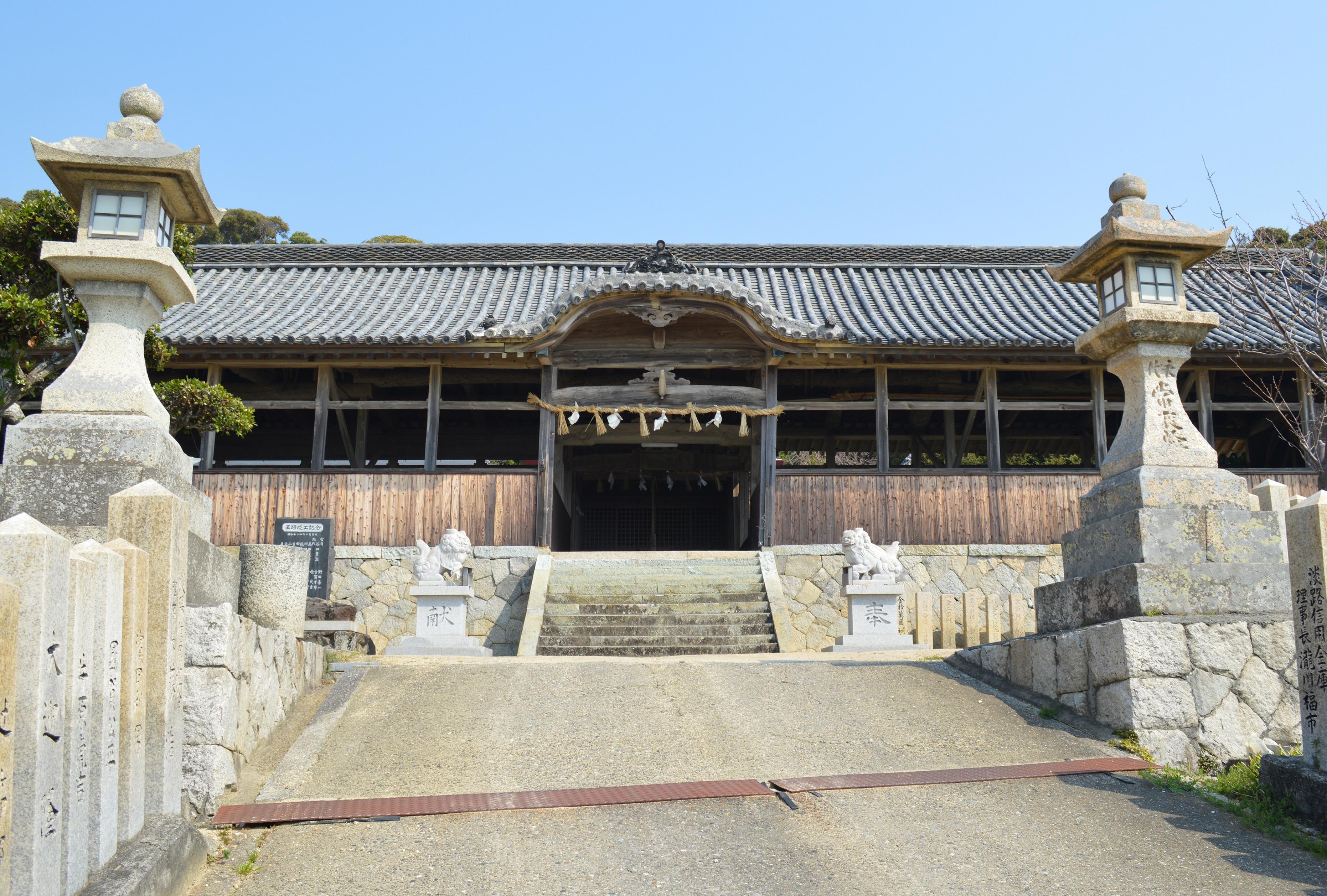 釜口八幡神社/10月:秋祭り