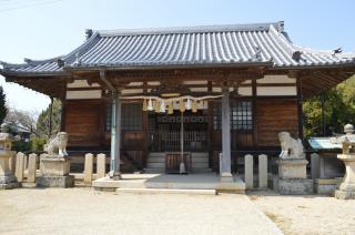 江井平見神社/10月:秋祭り